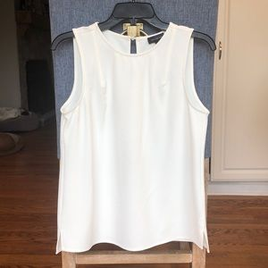 The Limited White Tank Top